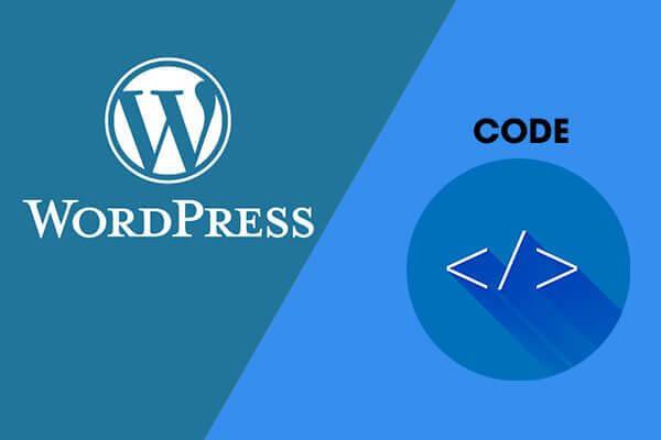 so sanh wordpress va web code thuan