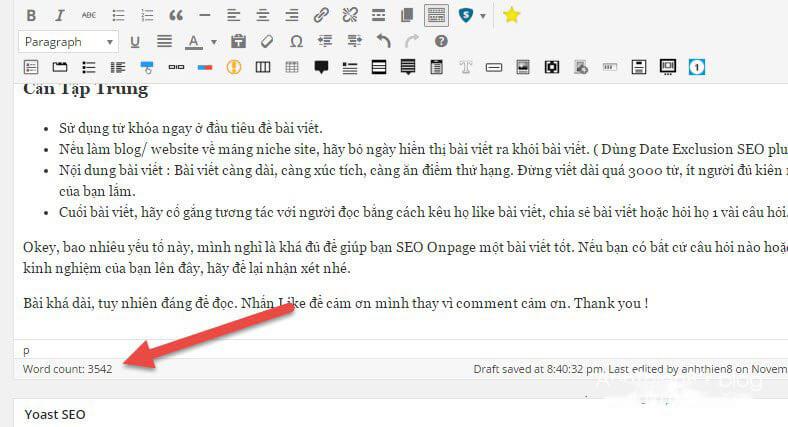 10 kỹ thuật tối ưu SEO Onpage khi viết bài cho website